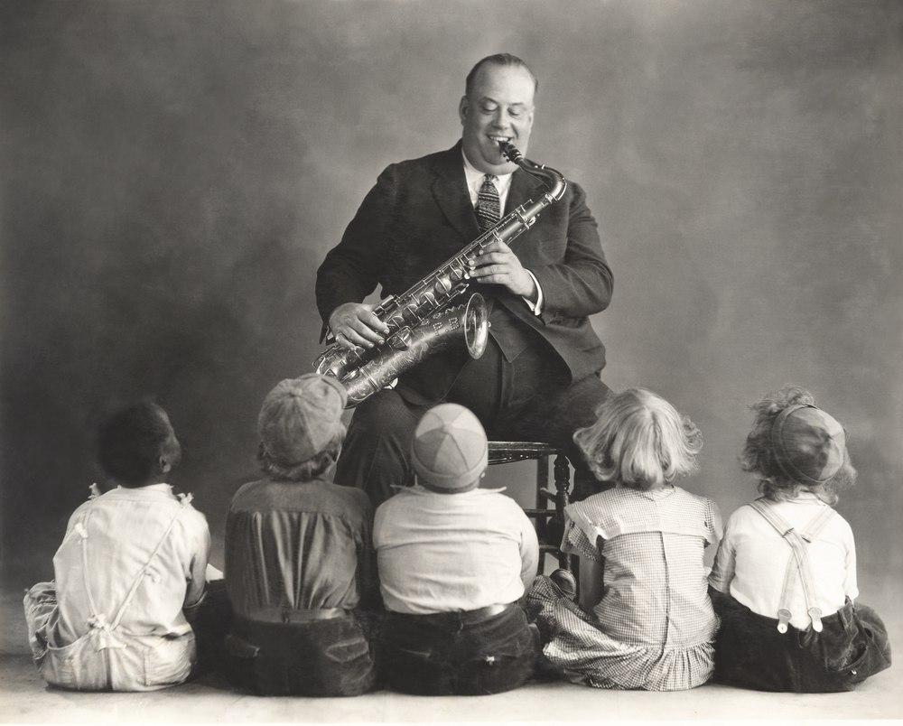 Джаз для детей и родителей Старый Добрый Диксиленд