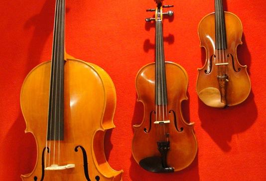 знакомство с детьми классической музыки